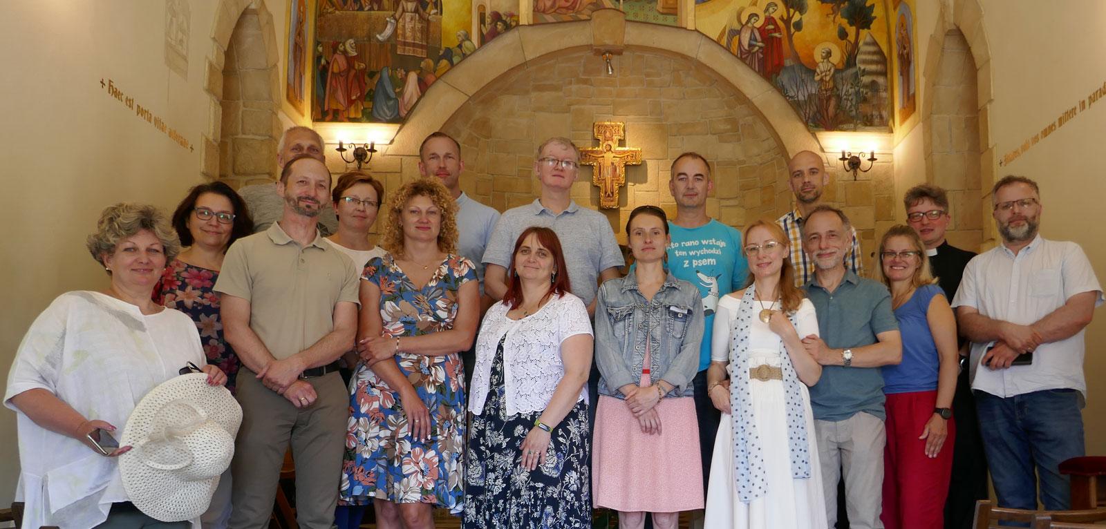 Wspólnota Franciszkańska Tau Bielsko-Biała - Tychy